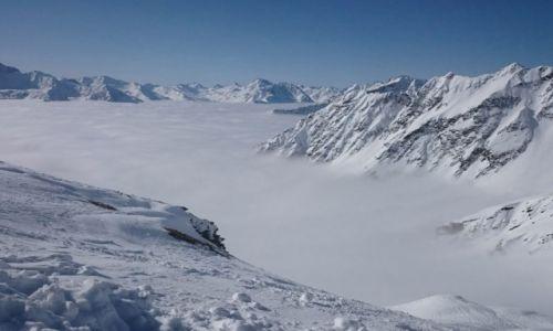 Zdjecie AUSTRIA / Tyrol / Kappl / nad chmurami