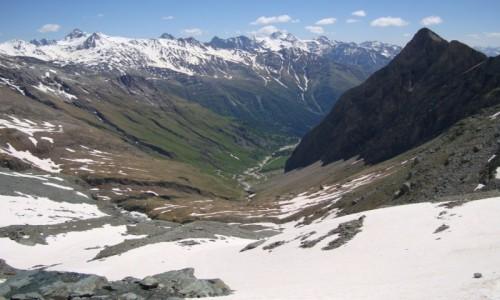 AUSTRIA / Alpy Centralne / Taury Wysokie / Alpy