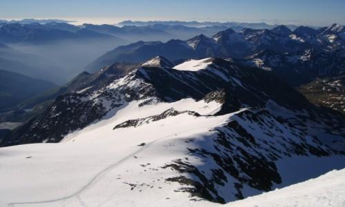 Zdjęcie AUSTRIA / Alpy Centralne / Taury Wysokie / Czerwcowe Alpy.