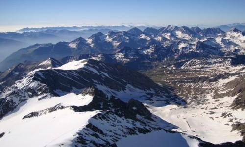 Zdjecie AUSTRIA / Alpy Centralne / Taury Wysokie / Alpy