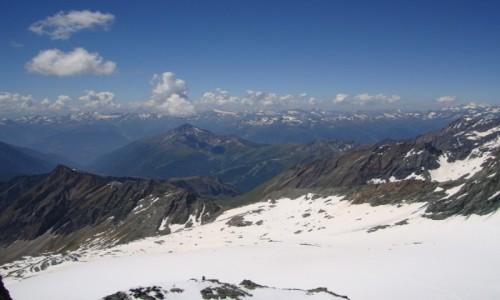 Zdjęcie AUSTRIA / Alpy Centralne / Taury Wysokie / Alpy