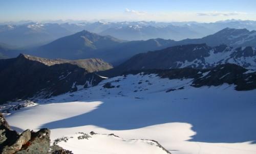 Zdjecie AUSTRIA / Alpy Centralne / Taury Wysokie / G�rski krajobra