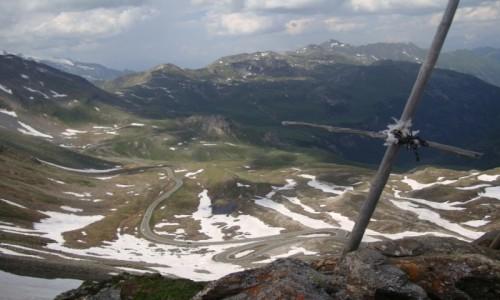 Zdjecie AUSTRIA / Alpy Centralne / Taury Wysokie / Ze szczytu...