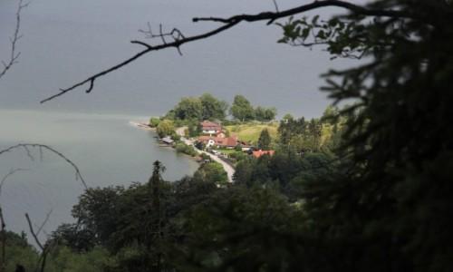 Zdjecie AUSTRIA / Alpy Salzburskie / Gmunden / Jezioro Traunse