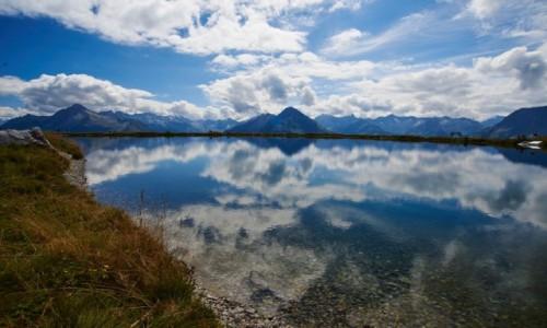 Zdjecie AUSTRIA / Zilertal / Alpy / Na szczycie