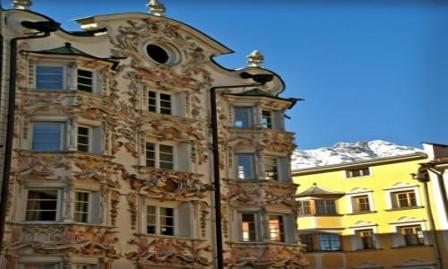 Zdjecie AUSTRIA / Tyrol / Innsbruck / Innsbruck