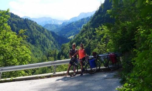 AUSTRIA / - / Austria / Rowerem przez Europę. 16 dni, 5 krajów, 1500 km.