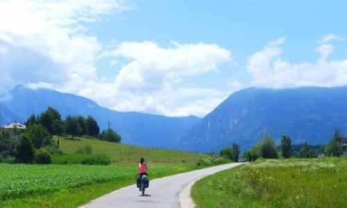 Zdjęcie AUSTRIA / - / Austria / Rowerem przez Europę. 16 dni, 5 krajów, 1500 km.
