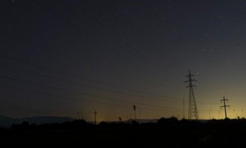 Zdjecie AUSTRIA / - / Austria / Noc pod austriackim niebem