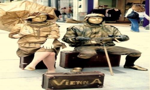 Zdjęcie AUSTRIA / - / Wiedeń / przystanek Wiedeń