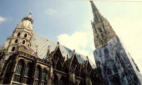 Zdjęcie AUSTRIA / - / Wiedeń / Katedra Św.Szczepana