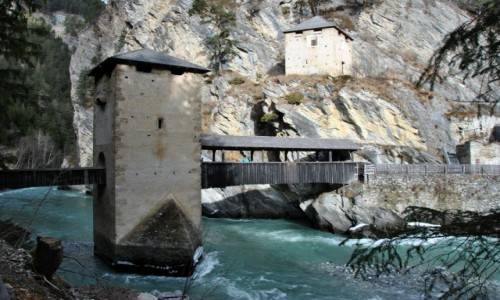 AUSTRIA / Tyrol / Nauders / Finstermunz