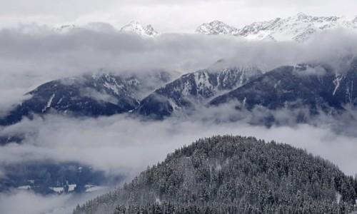 Zdjecie AUSTRIA / Tyrol / okolice Fiss / Alpy Tyrol