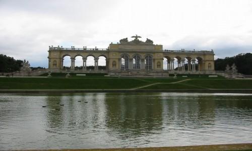 Zdjęcie AUSTRIA / Wiedeń / Schonbrunn / Gloriette w Schonbrunn