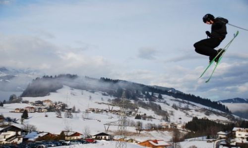 Zdjęcie AUSTRIA / Embach / Embach / Sporty ekstemalne