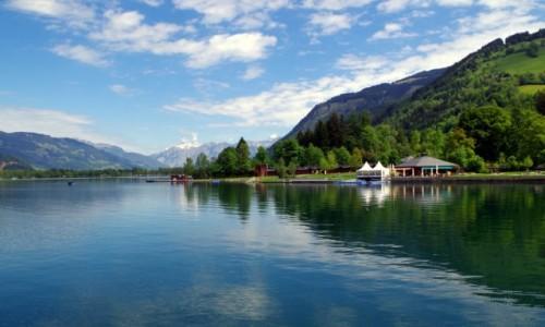 Zdjecie AUSTRIA / kraj związkowy  Salzburg / Zell am See / - Zell am See-