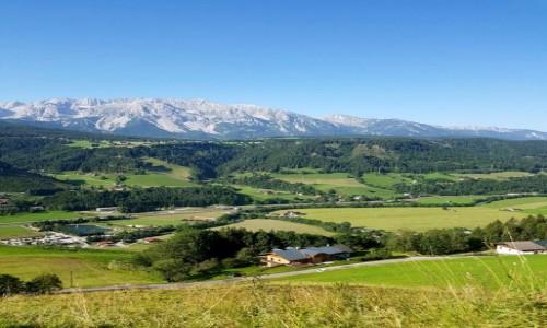 Zdjęcie AUSTRIA / kraj związkowy Styria / Schladming / Widok na góry