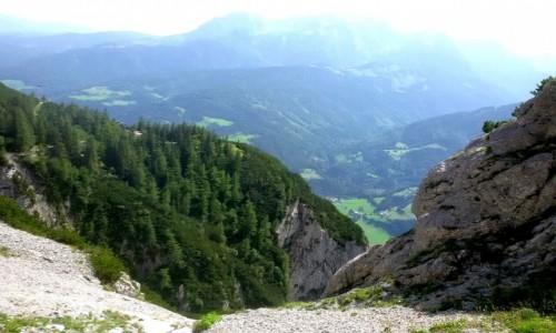 Zdjęcie AUSTRIA / kraj związkowy Styria / Schladming / Podejście dla odważnych