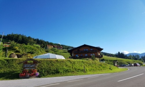 Zdjęcie AUSTRIA / Kraj związkowy Styria / Schladming / Taki sobie widok