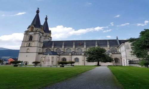 Zdjęcie AUSTRIA / kraj związkowy Styria / Admont / Klasztor zabytkowy