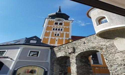 Zdjęcie AUSTRIA / kraj związkowy Styria / Schladming / Miejscowy zabytek użytkowy