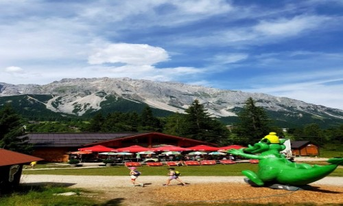 Zdjęcie AUSTRIA / kraj związkowy Styria / Ramsau am Dachstein / Góra Ritesberg