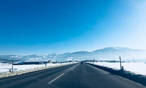 Zdjecie AUSTRIA / Region Salsburg / Zell am See / W drodze