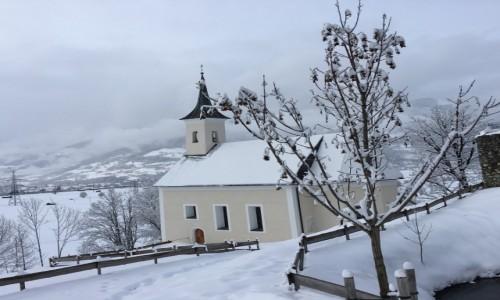 Zdjecie AUSTRIA / Kaprun / Kaprun / Kościół Kaprun