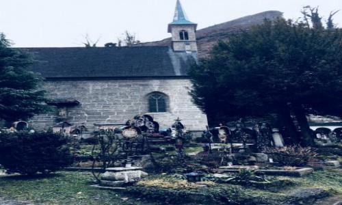 Zdjecie AUSTRIA / Salzburg / Salzburg / Cmentarz przykościelny
