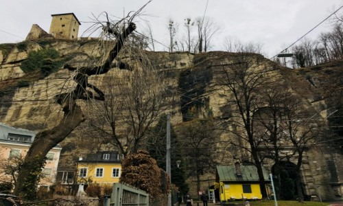 Zdjecie AUSTRIA / Kraj salzburski  / Salzburg  / Miasto Salzburg
