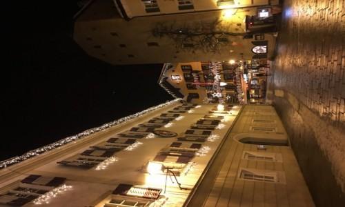 Zdjecie AUSTRIA / Kraj salsburski / Zeel am See  / Zeel am See w nocy