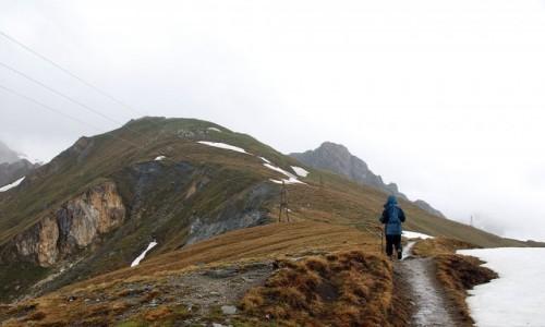 Zdjecie AUSTRIA / Osttirol / Ganotzkogel / W Wysokich Taurach