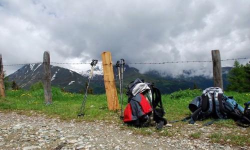 Zdjecie AUSTRIA / Osttirol / Wodenalm / Alpejskie wędrówki