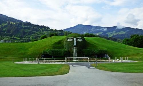 Zdjecie AUSTRIA / Tyrol / Swarovski Kristallwelten / Austriacka wyprawa