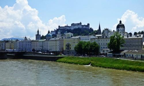 Zdjęcie AUSTRIA / Salzburg / Salzburg / Austriacka wyprawa