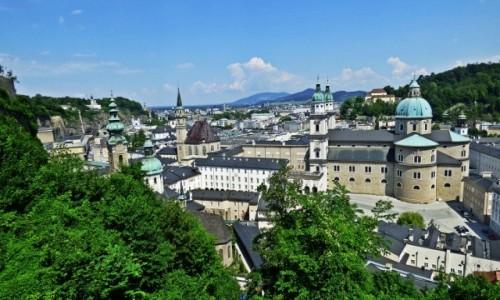 Zdjecie AUSTRIA / Salzburg / Salzburg / Austriacka wyprawa