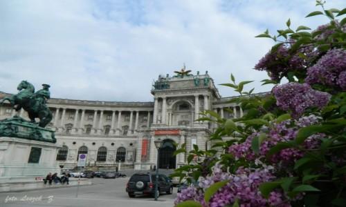 Zdjecie AUSTRIA / Wiedeń. / Wiedeń. / Wiedeń - Pałac Neue Burg.
