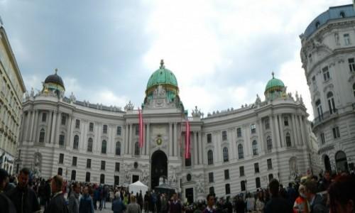Zdjecie AUSTRIA / Wiedeń. / Wiedeń. / Wiedeń - Pałac Cesarski.