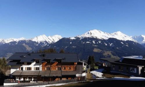 Zdjęcie AUSTRIA / Kraj związkowy Styria  / Ramsau am Dachstein / Widok na góry