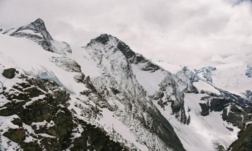 Zdjecie AUSTRIA / Wysokie Taury / Wysokie Taury / Wiesbachhorn