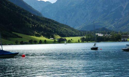 Zdjecie AUSTRIA / Pertisau / Pertisau / Alpejska dolina