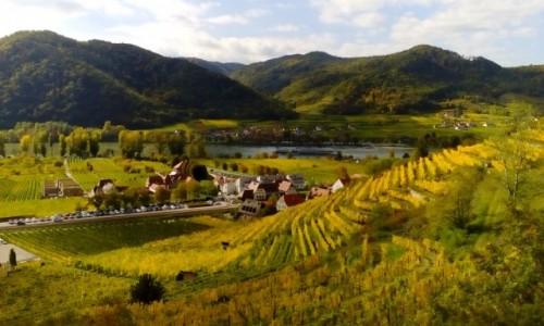AUSTRIA / Dolina Wachau / Dolina Wachau / Dolina Wachau w całej okazałości...