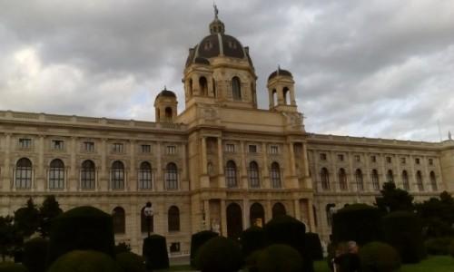Zdjecie AUSTRIA / - / Wiedeń / Muzeum Historii Sztuki
