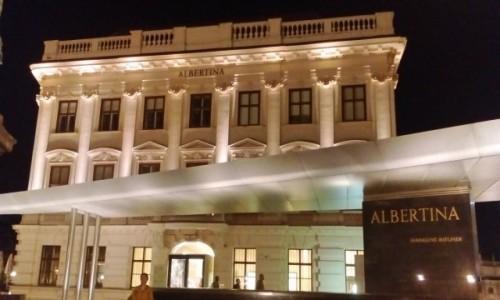 Zdjecie AUSTRIA / - / Wiedeń / Galeria sztuki Albertina