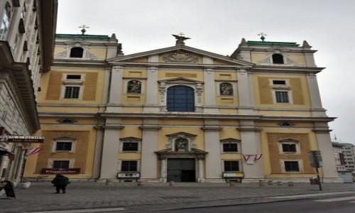 Zdjecie AUSTRIA / Stolica / Wiedeń / Kościół Szkocki w Wiedniu