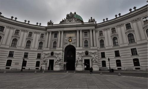 Zdjecie AUSTRIA / Stolica / Wiedeń / Wiedeń, Hofburg