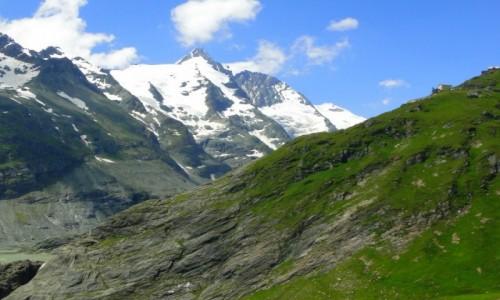 Zdjecie AUSTRIA / Karyntia / Wysokie Taury / Alpejskie lato.