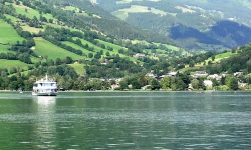 Zdjęcie AUSTRIA / Salzburg / Zell am See / Alpejskie klimaty