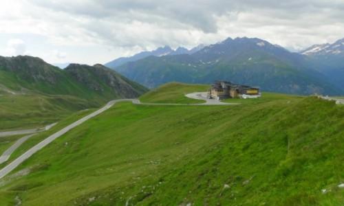 Zdjecie AUSTRIA / Wysokie Taury / Grossglockner Hochalpenstrasse / Alpejskie klimaty