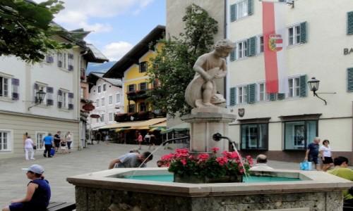 Zdjecie AUSTRIA / Kraj Salzburski / Zell am Zee / Austriackie klimaty